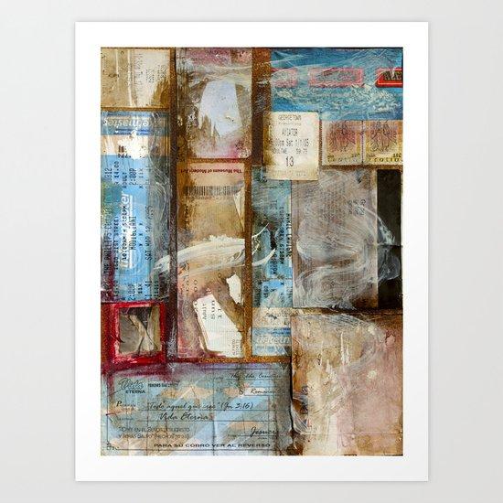 Ride#2 Art Print
