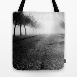 Pearly road Tote Bag