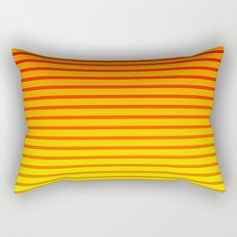 Orange-Ade Rectangular Pillow