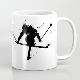 Ski jumper Coffee Mug