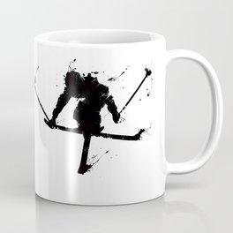 Ski jumper Coffee Mug