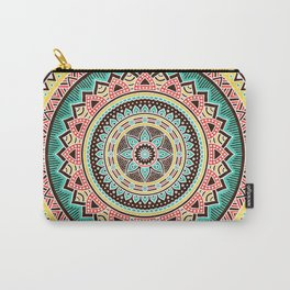 Hippie Mandala 13 Carry-All Pouch