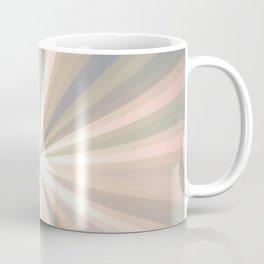 Cool groovy sun rays Coffee Mug