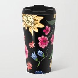 Flowers 102 Travel Mug