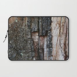 Tree Bark close up Laptop Sleeve