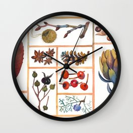 Gifts Of Nature 2.0 Wall Clock