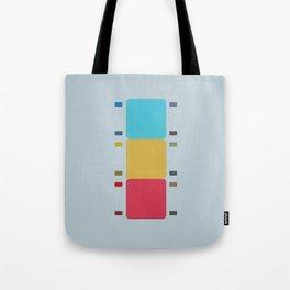8 E=Chipup5 Tote Bag