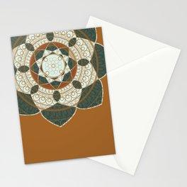 Hena Flower Stationery Cards