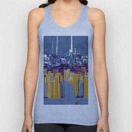 Abstract Composition 481 Unisex Tank Top
