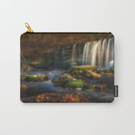 Sgwd Ddwli Uchaf waterfall Carry-All Pouch