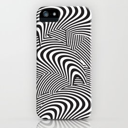 opt/out iPhone Case