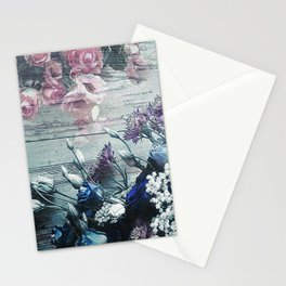Falling in love Stationery Cards