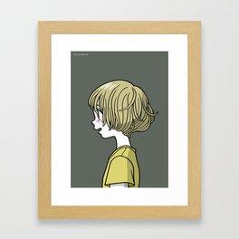 POPCHOWDER_010F Framed Art Print