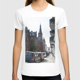 Streets of Copenhagen T-shirt