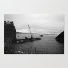 Trinidad Pier Canvas Print
