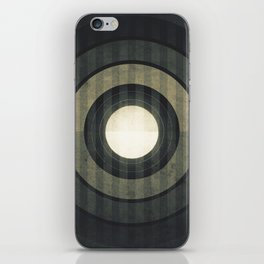 Umbriel - Skynd Crater iPhone Skin