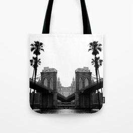 L.A in New York Tote Bag