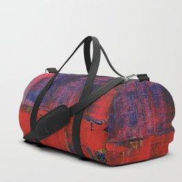 Simon Carter Painting Tyr's River Duffle Bag