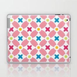 Holand Flower Garden Pattern Laptop & iPad Skin