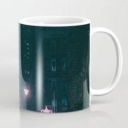 Night Life New York City (Color) Coffee Mug