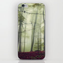 Towering Trees iPhone Skin
