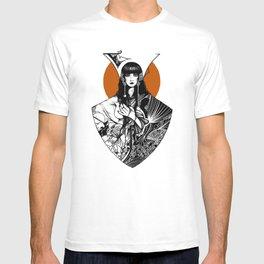 Lady Detail (alternate version) T-shirt