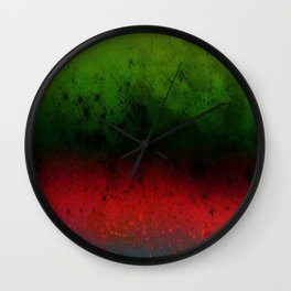 Drippy Tears Wall Clock