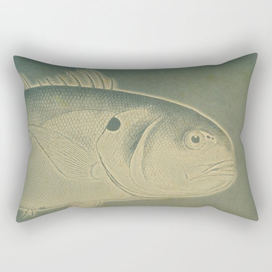 Piscibus 4 Rectangular Pillow