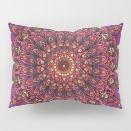 Loz Mandala Pillow Sham