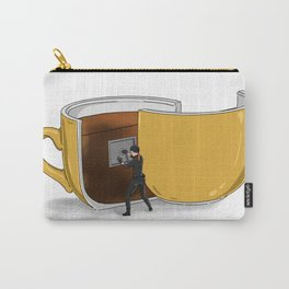 Coffee Confidential Carry-All Pouch