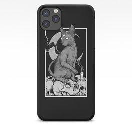 Occult Cat iPhone Case