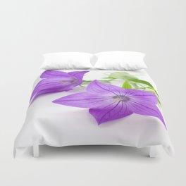 bellflowers Duvet Cover