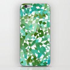 Seaweed Tris II iPhone & iPod Skin
