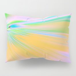 Re-Created Rapture 5 by Robert S. Lee Pillow Sham