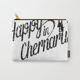 Happy in Chernarus Carry-All Pouch