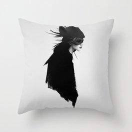 The Drift Throw Pillow