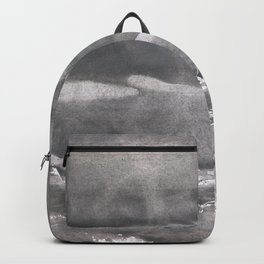 Gray cloud Backpack