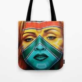 Esther, Inspired by Madonna Tote Bag