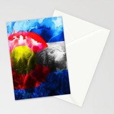 Colorado flag Stationery Cards