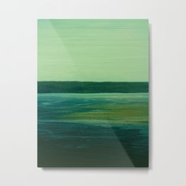 Landscape ~ Sea Metal Print