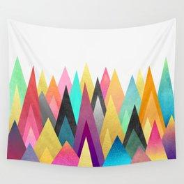 Dreamy Peaks Wall Tapestry