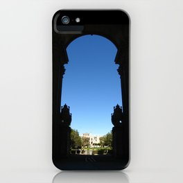 Palace of Fine Arts II iPhone Case