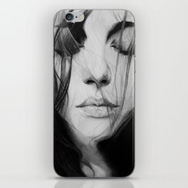 No Words iPhone Skin