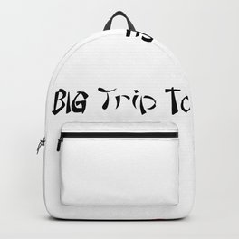 Big Trip To Japan Backpack
