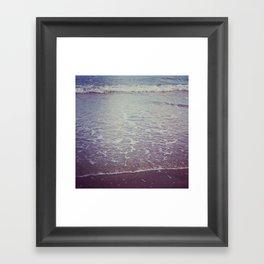 WINTER SEA I Framed Art Print