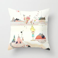 The Best of Times... Throw Pillow
