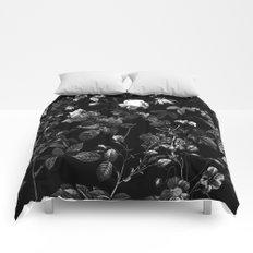 DARK FLOWER Comforters