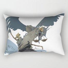 GRIM SURF Rectangular Pillow