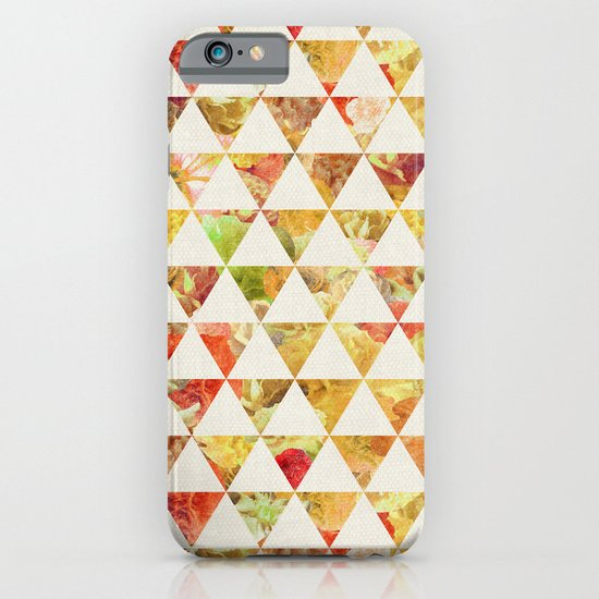 FLORAL FLOWWW SUN iPhone & iPod Case