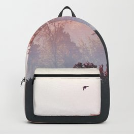 Birds in the fall Backpack